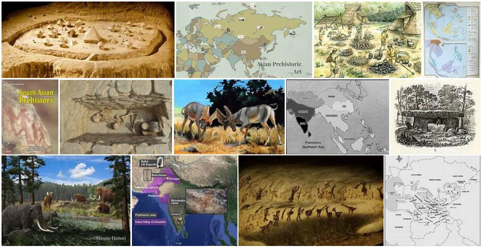 Asia Prehistory