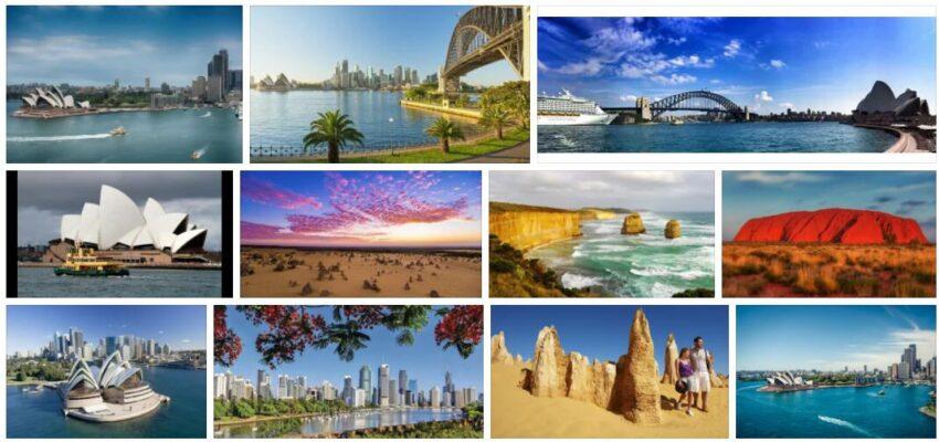 Oceania Geology
