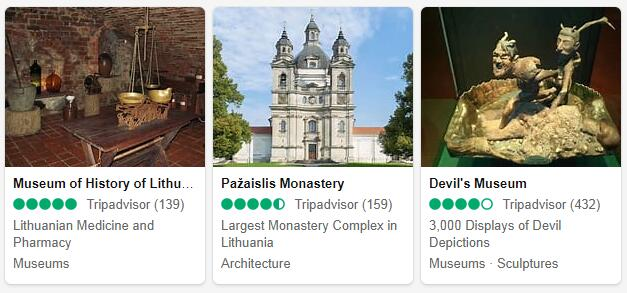Kaunas Attractions 2