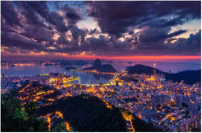THE BEST OF RIO DE JANEIRO