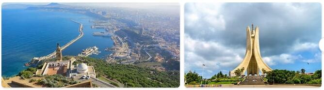 Top Attractions in Algeria