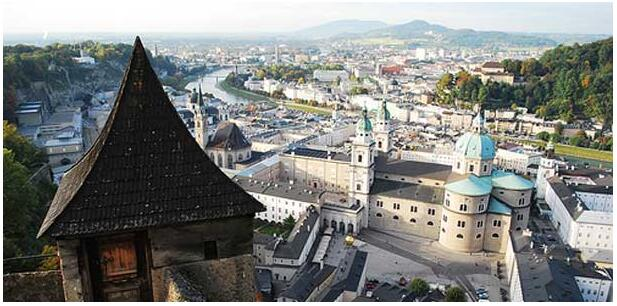 FLIGHTS, ACCOMMODATION AND MOVEMENT IN SALZBURG