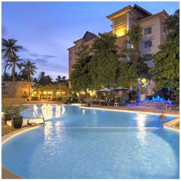 Khemara Battambang Hotel