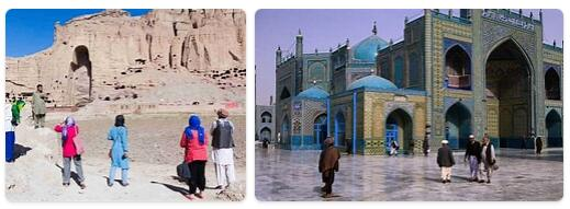 Top Attractions in Afghanistan