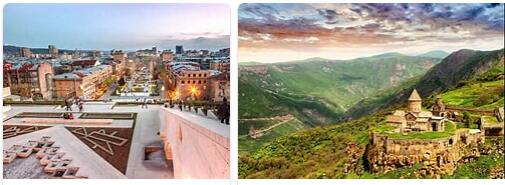 Top Attractions in Armenia