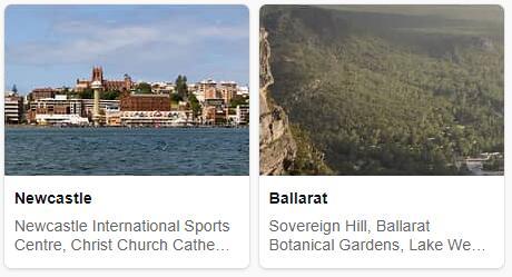 Top Attractions in Australia
