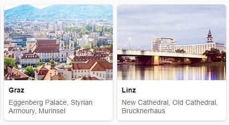 Top Attractions in Austria