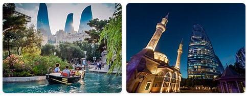 Top Attractions in Azerbaijan