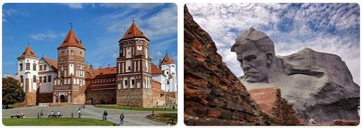 Top Attractions in Belarus