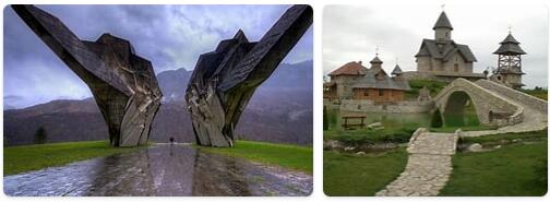 Top Attractions in Bosnia and Herzegovina
