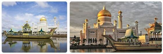 Top Attractions in Brunei