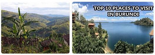 Top Attractions in Burundi