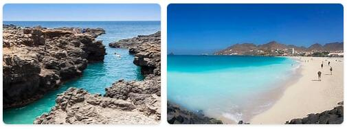 Top Attractions in Cabo Verde