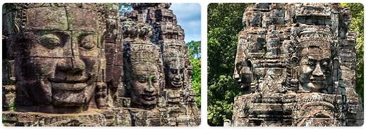 Top Attractions in Cambodia