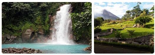 Top Attractions in Costa Rica