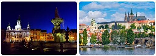Top Attractions in Czech Republic