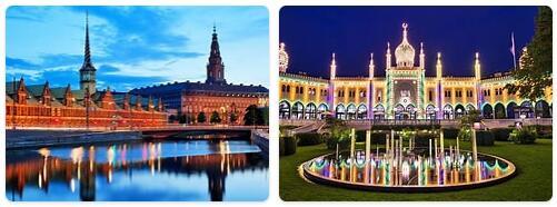 Top Attractions in Denmark