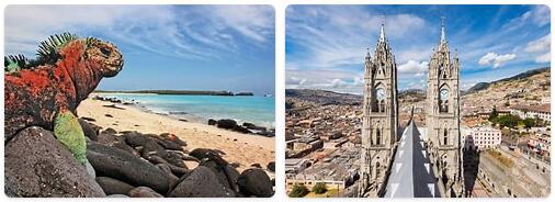 Top Attractions in Ecuador