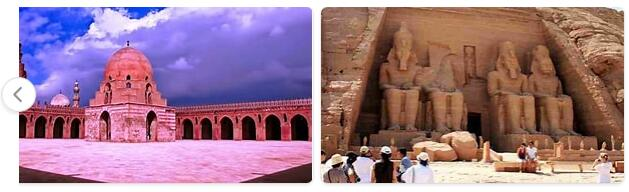 Top Attractions in Egypt