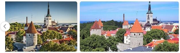 Top Attractions in Estonia