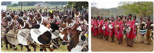 Top Attractions in Eswatini