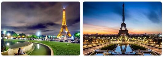 Top Attractions in France