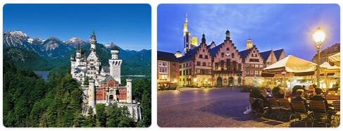 Top Attractions in Germany