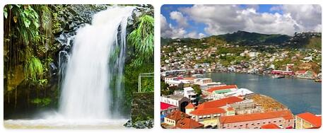 Top Attractions in Grenada