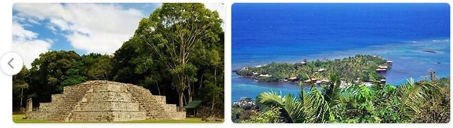 Top Attractions in Honduras