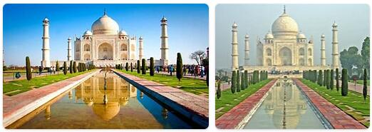 Top Attractions in India