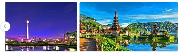 Top Attractions in Indonesia