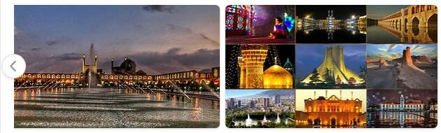 Top Attractions in Iran