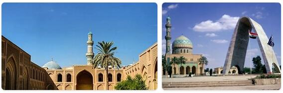 Top Attractions in Iraq