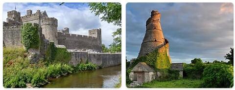 Top Attractions in Ireland