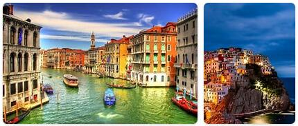 Top Attractions in Italy