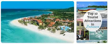 Top Attractions in Jamaica