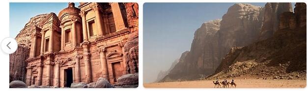 Top Attractions in Jordan