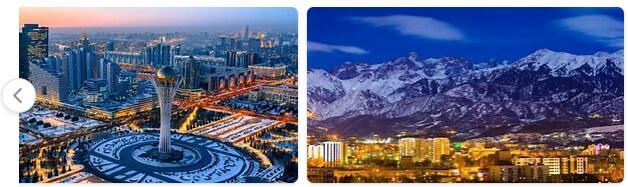 Top Attractions in Kazakhstan