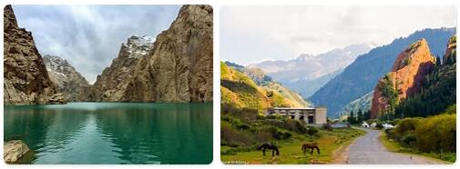 Top Attractions in Kyrgyzstan
