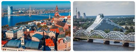 Top Attractions in Latvia