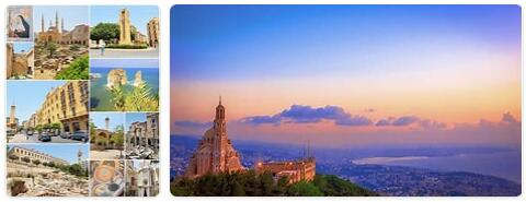Top Attractions in Lebanon