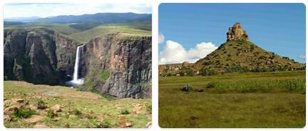 Top Attractions in Lesotho
