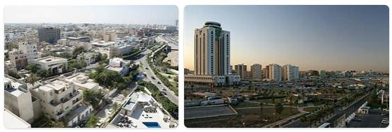 Top Attractions in Libya