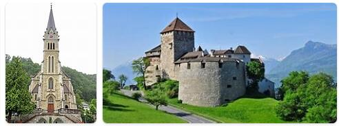 Top Attractions in Liechtenstein