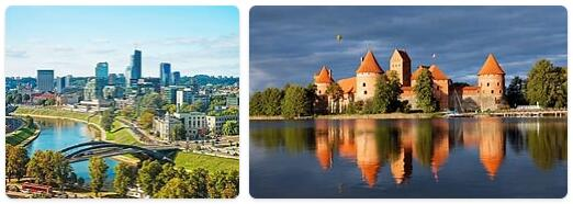 Top Attractions in Lithuania