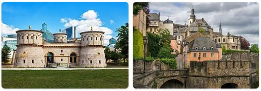 Top Attractions in Luxembourg