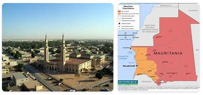 Top Attractions in Mauritania