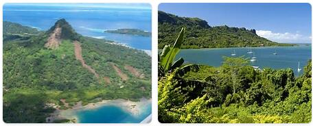 Top Attractions in Micronesia