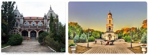 Top Attractions in Moldova