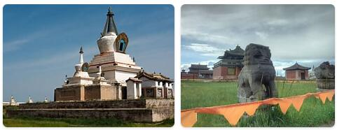 Top Attractions in Mongolia